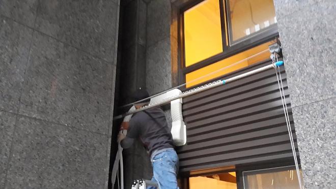 分離式冷氣室外機冷氣銅管佈線美化