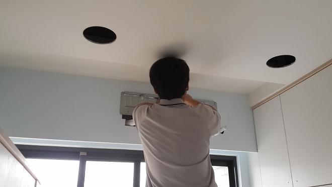 分離式冷氣安裝壁掛板
