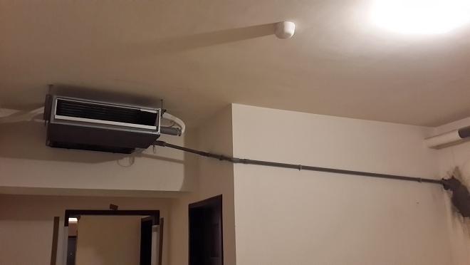 室內中央空調拆機空調