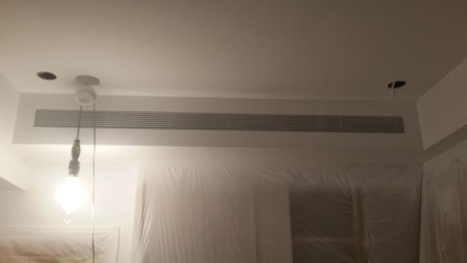 配合室內設計風格的冷氣施工作業