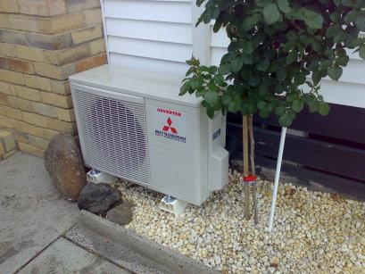 分離式冷氣是什麼?何謂「分離式」? 蓁強冷氣安裝 空調保養 大金 日立分離式變頻冷氣專賣店