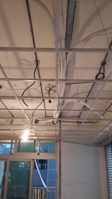 Air-conditioning installation-b