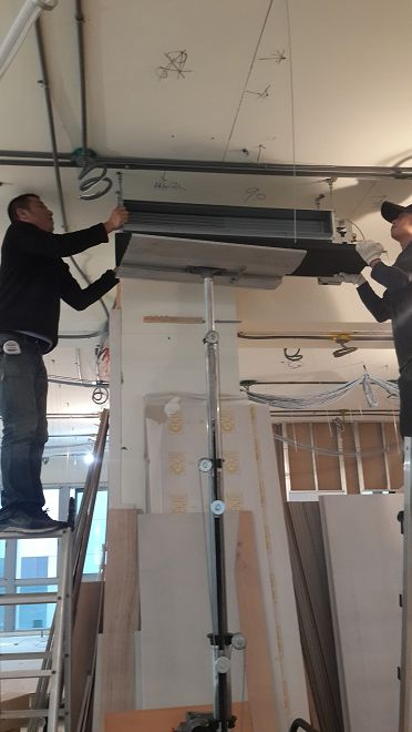Air-conditioning installation-d