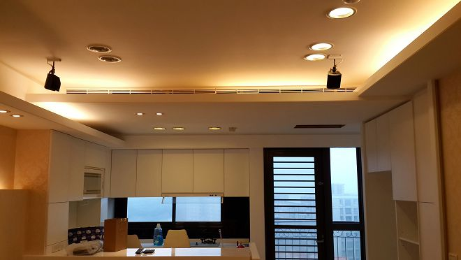 Air-conditioning installation-g